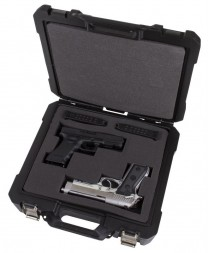 Кейс Flambeau Double Pistol Case - 13.5 40DWS