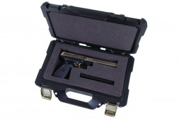 Кейс Flambeau Single Pistol Case - 12 35DWS