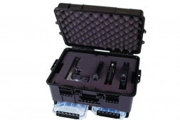 Кейс Flambeau Stackhouse Pistol Case 4000CSH